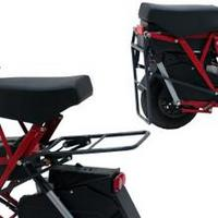 Moped Rear Carrier