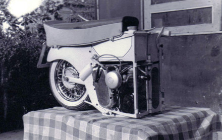 Original DiBlasi Scooter
